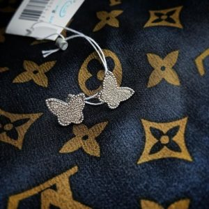 серьги серебрянные купить Украина недорого