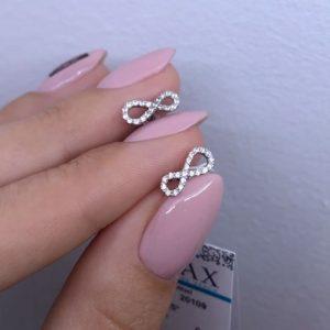 Пусеты серебряные - silver style UA, купить в Украине